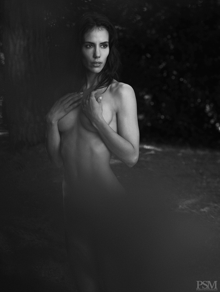 Элиза Мельяни / Elisa Meliani nude by Stefan Rappo - PSM Journal