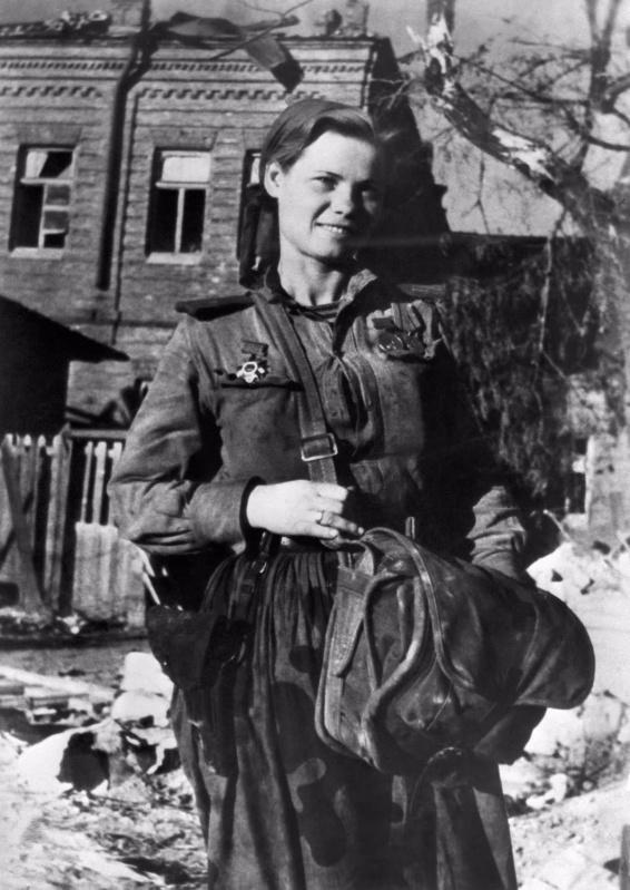 Санинструктор морской пехоты. Новороссийск. 43.jpg