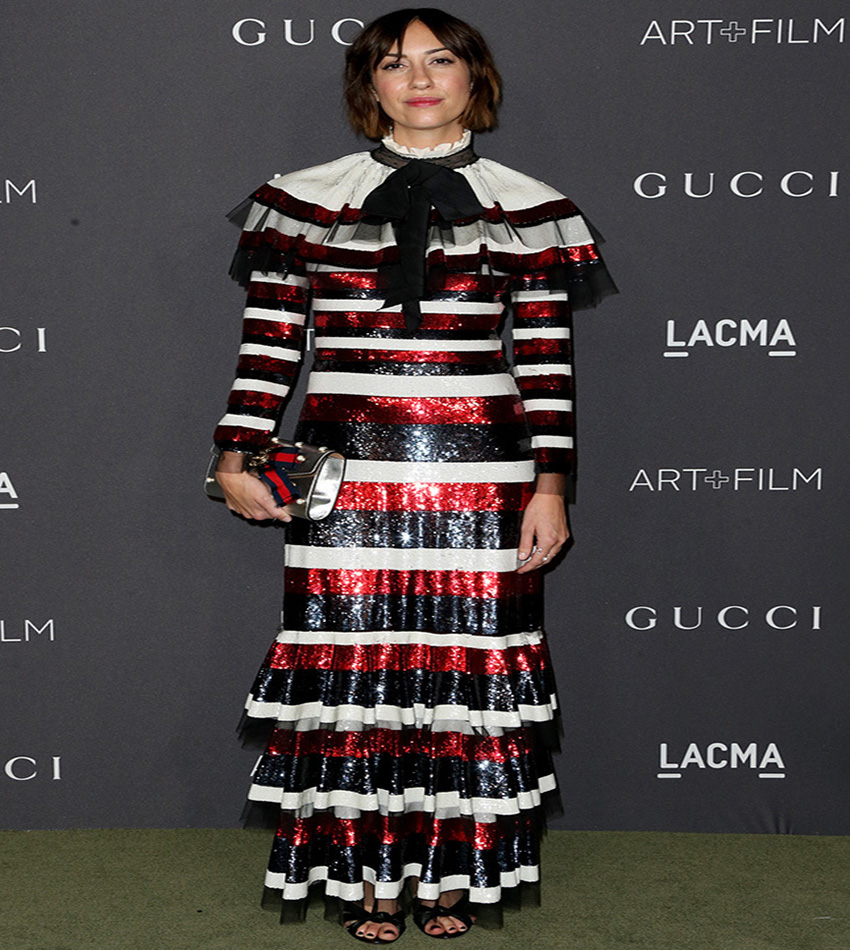 Gia Coppola - LACMA Art + Film Gala 2016