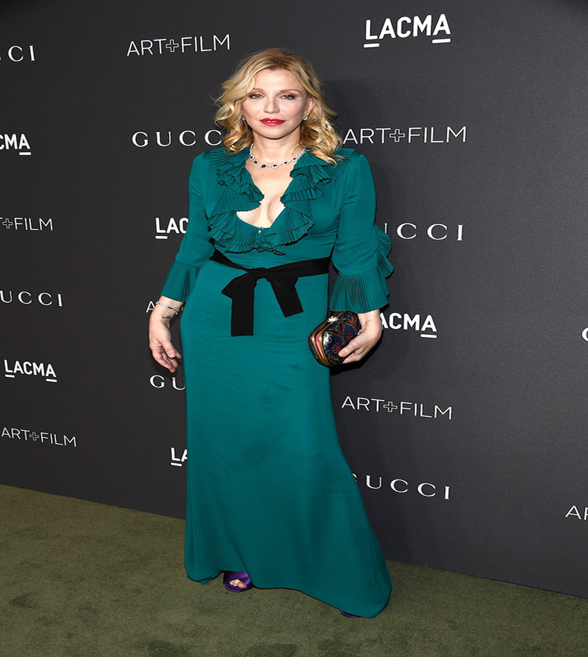 Courtney Love - LACMA Art + Film Gala 2016