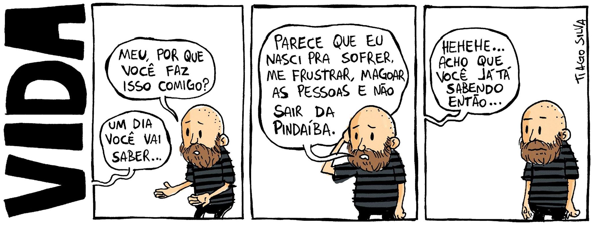 Conheca o quadrinista brasileiro Tiago Silva