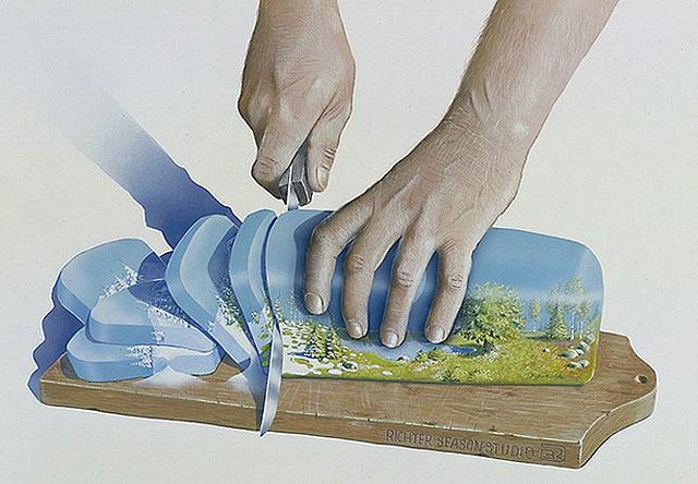 The Art of Bjorn Richter