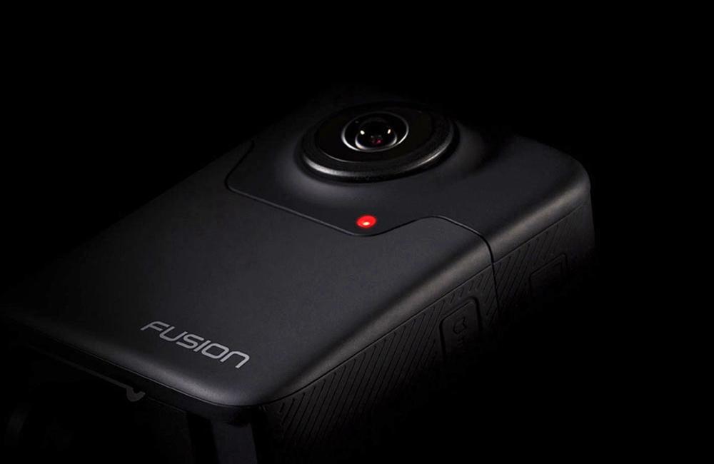 Сферическая камера GoPro Fusion