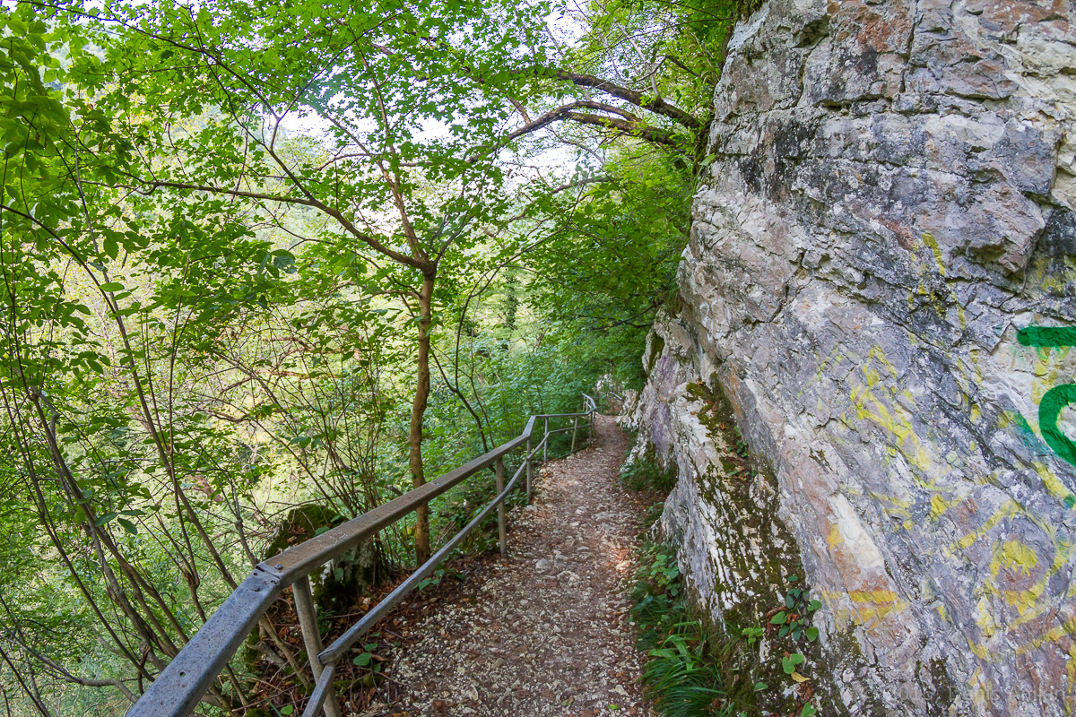 Агурские водопады фото 1