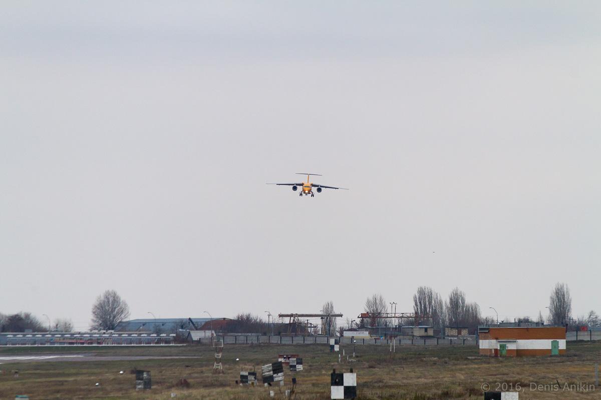 ан-148 аэропорт саратов саратовские авиалинии фото 1