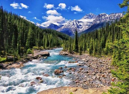 Канада. Национальный парк Банф