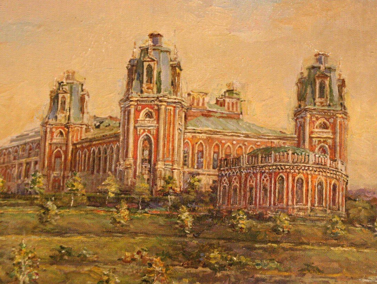 Вид Царицыно в 1796 г. Художественная реконструкция В.А. Рябова..jpg