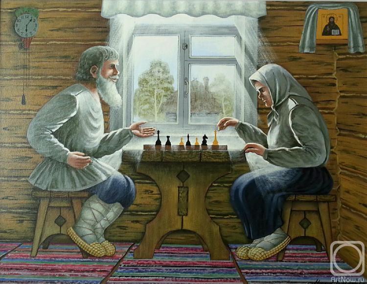 Владимир Марков. Вечная русская сказка.