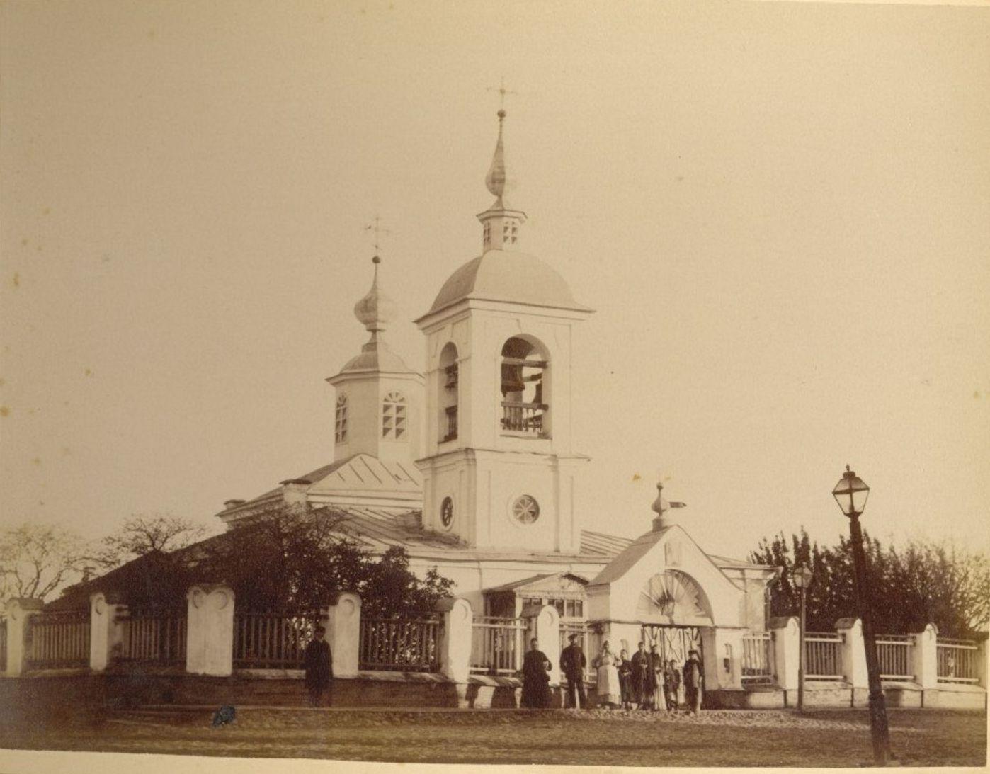 Николо-Кочановская церковь
