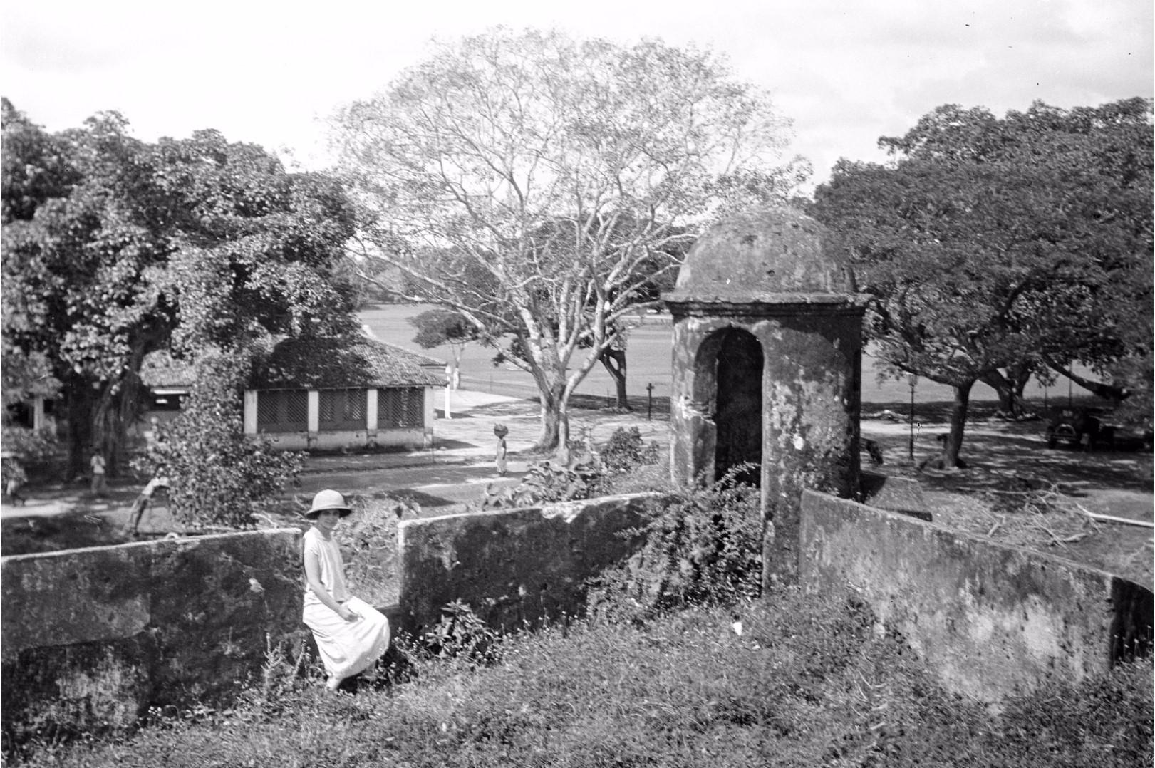 335. Баттикалоа. Старый форт, служащий в качестве ратуши