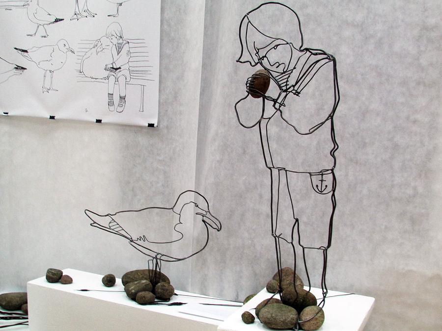 на выставке спб союз художников