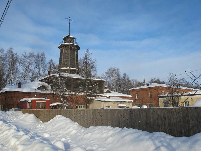 Тверская область, город Осташков, Пожарная каланча