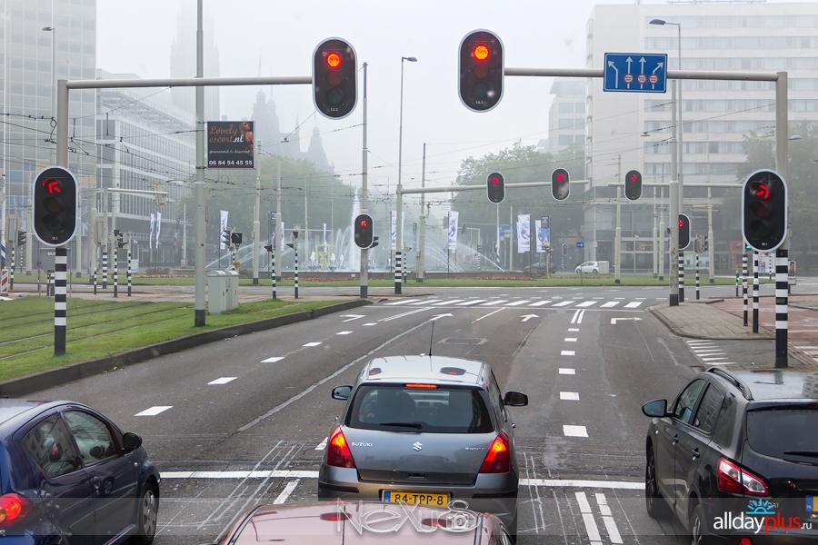 Три дня, три страны, три города #10 | Cтрана #3 - Нидерланды, порт Роттердама #1.