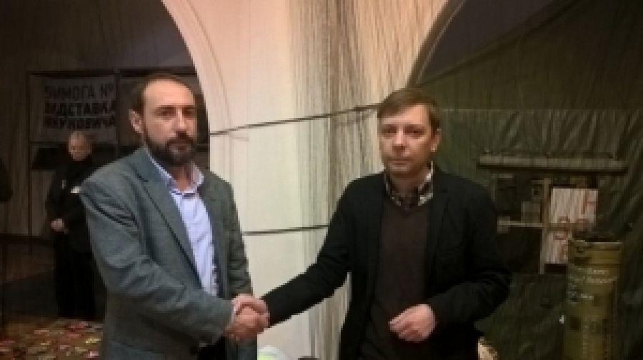 """""""ПС"""" передал уникальные экспонаты Национального музея истории Украины"""