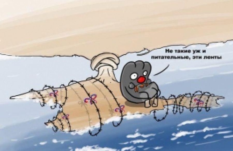 Россия усилила блокаду Крыма?..
