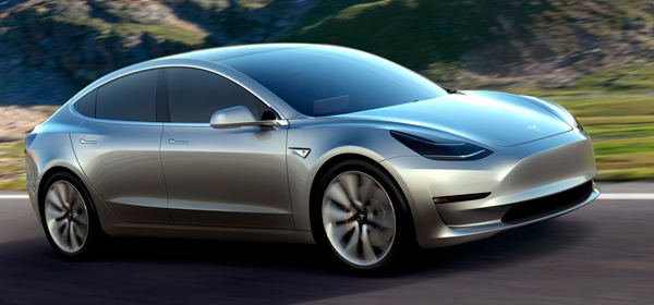 До завершения работы над Model 3 осталось полтора месяца