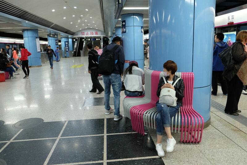 Эротика германия девушка в метро фото 440-534