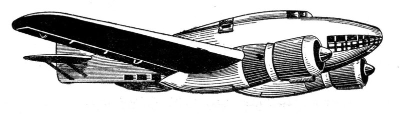 Силуэты итальянских самолетов (1939) 016