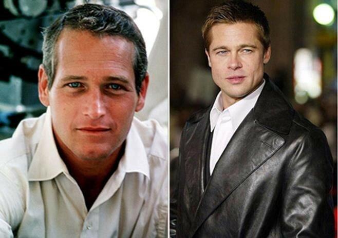 Самые горячие пары мужчин Голливуда: сегодняшние герои и герои фильмов 35 лет назад