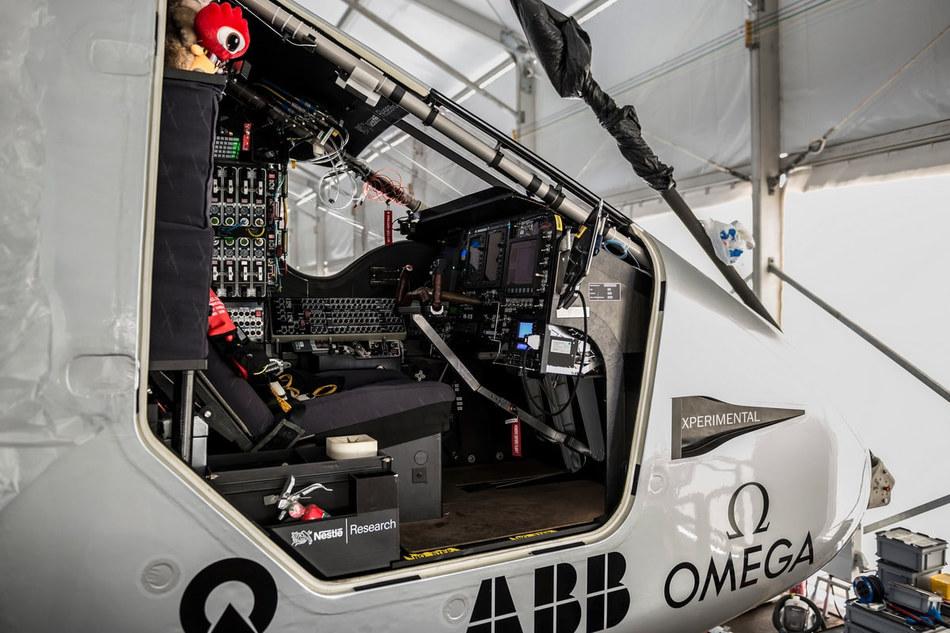 Маршрут Solar Impulse 2 в общей сложности состоял из 17 отрезков. Наиболее длительным из них оказалс