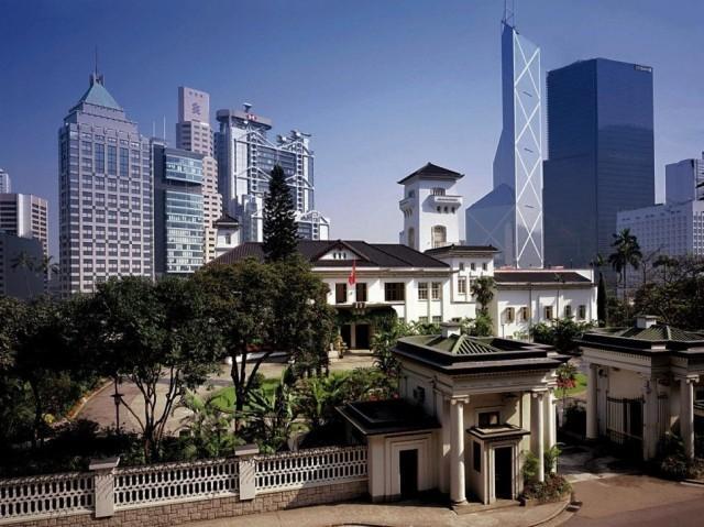 20. Гонконг, Китай