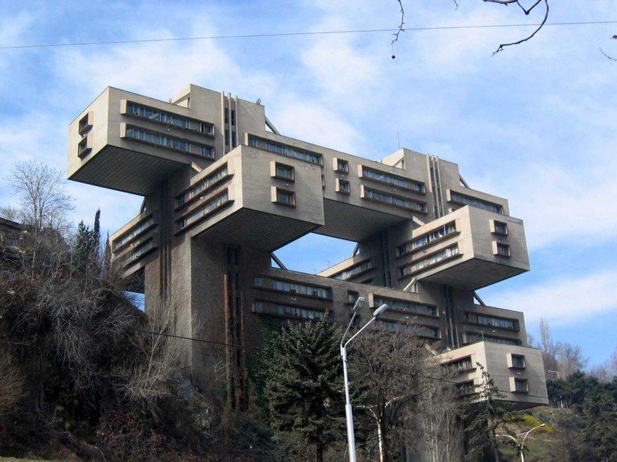 2. Министерство автомобильных дорог (Грузия)