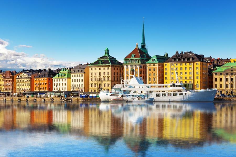 1. Швеция — одна из стран Северной Европы, где уровень довольства жизнью весьма велик. Секрет жителе