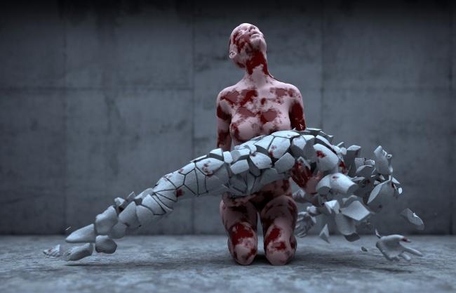 © Adam Martinakis /3d visual  Греческий художник искульптор Адам Мартинакис создает цифровые