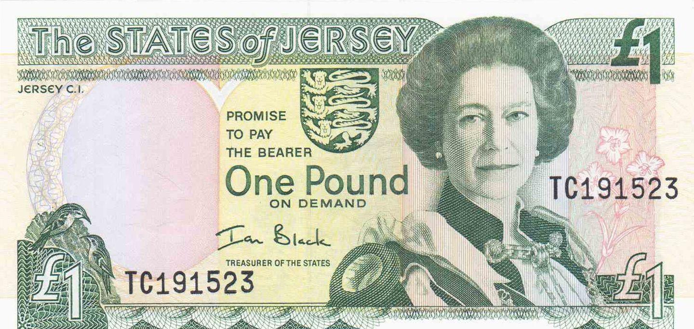 Возраст 55 года Англия, 5 фунтов, 1990 г.