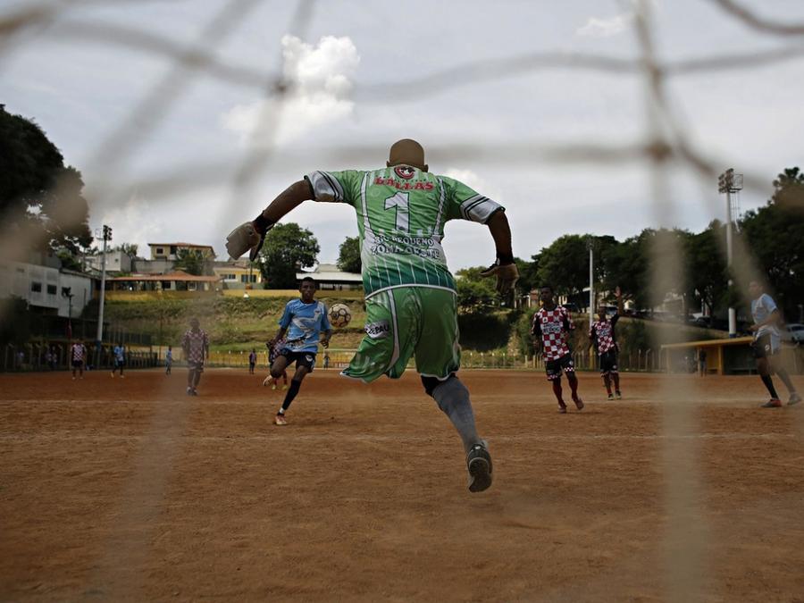 18. 36—летний Алешандре Толеду из Сан—Паулу.