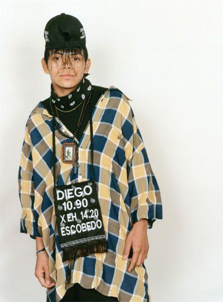 Прически колумбийских стиляг