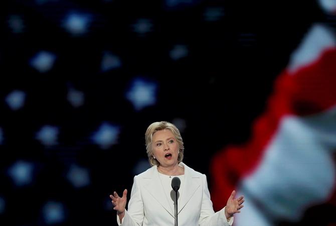 Американское телевидение поведало осмерти Хиллари Клинтон