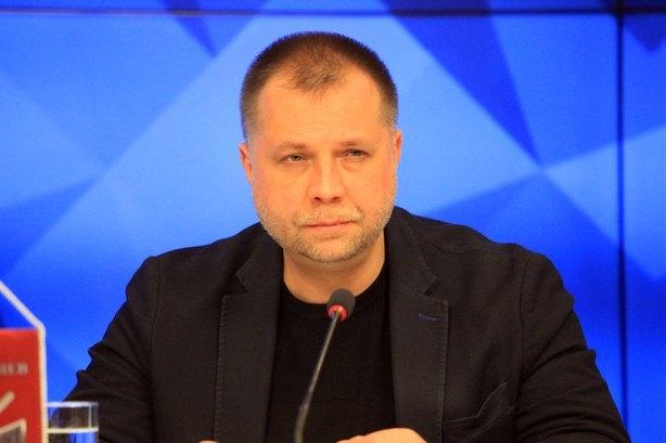 Бородай о«ДНР»: Это серая зона