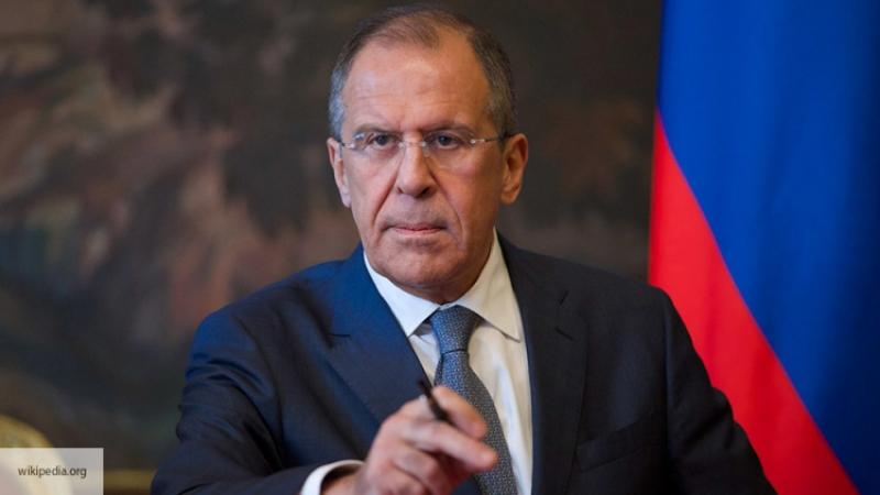 Лавров объявил оготовности РФ работать сТрампом
