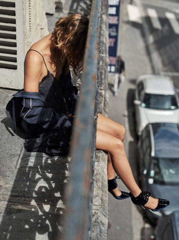 Supermodel Arizona Muse Woke Up Like This for Elle France Latest Issue