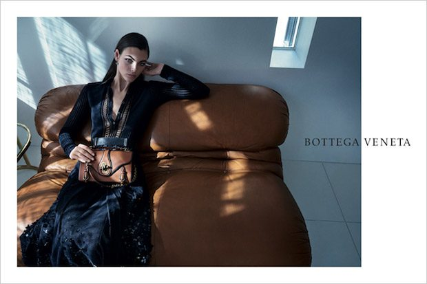 Lauren Hutton, Joan Smalls & Vittoria Ceretti for Bottega Veneta SS17 Ads