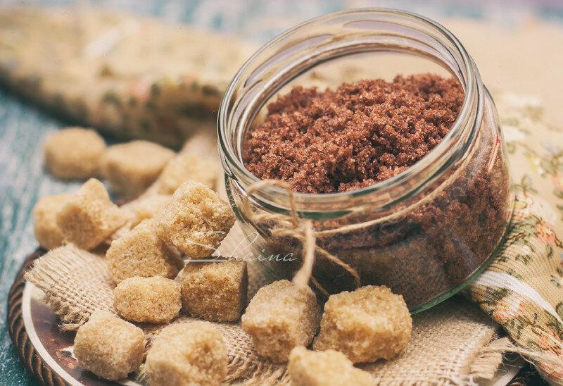 СУДАНСКАЯ РОЗА сахарный скраб для тела