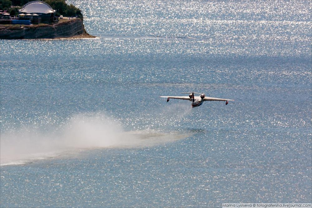 Гидроавиаслон-2016, полеты 3-4 день