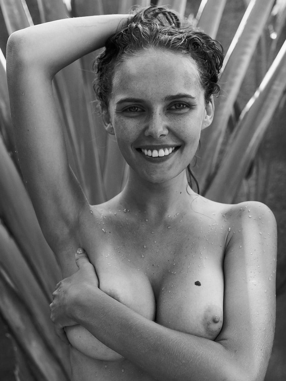 Ангелина Бойко / Angelina Boyko - Bali Body by Riccardo Ulpts for YUME Magazine