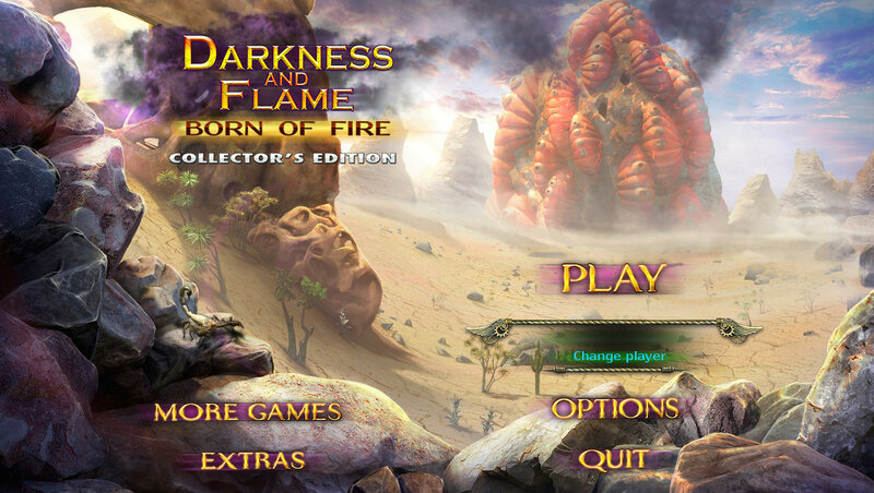 Darkness and Flame: Born of Fire CE