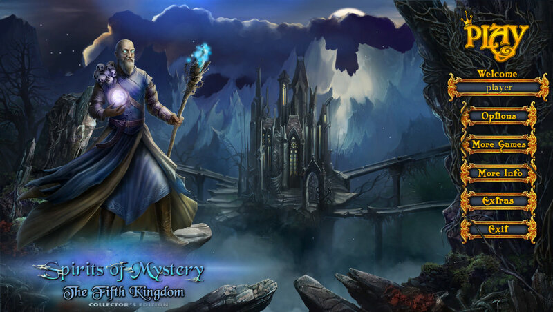 Spirits of Mystery: The Fifth Kingdom CE