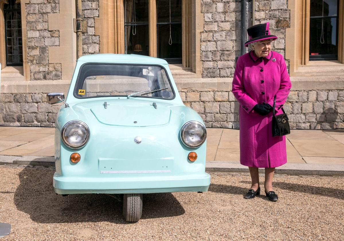 Эх, прокачусь по городу!: Любимый авто британской королевы