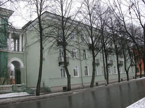 Комсомольского канала наб. 20