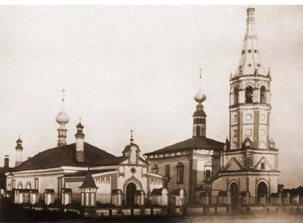 Христорождественская и Никольская церкви