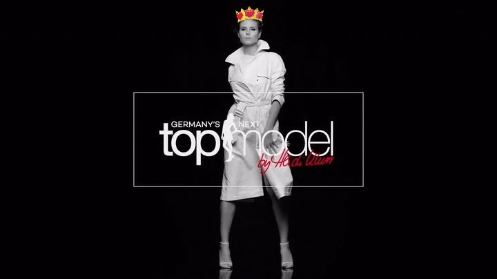GNTM 2017 Germany's Next Topmodel Staffel 12 in English По Русски