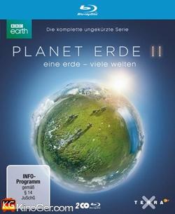 Planet Erde II Eine Erde viele Welten 1-6 (2016)