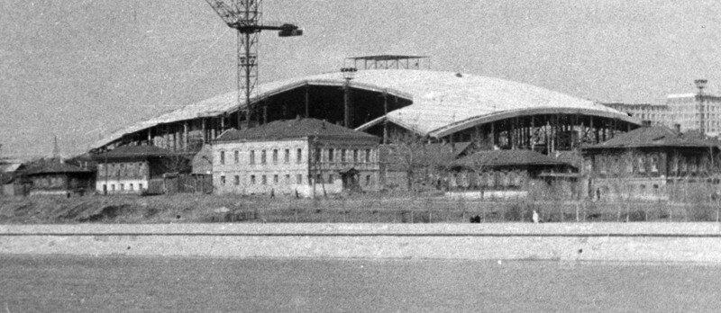 Торговый центр строится.1970 .jpg