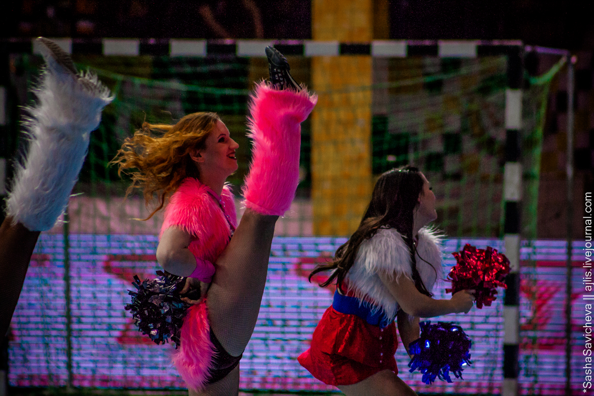 Ростов-Дон vs. Эрд. Photo: Sasha Savicheva