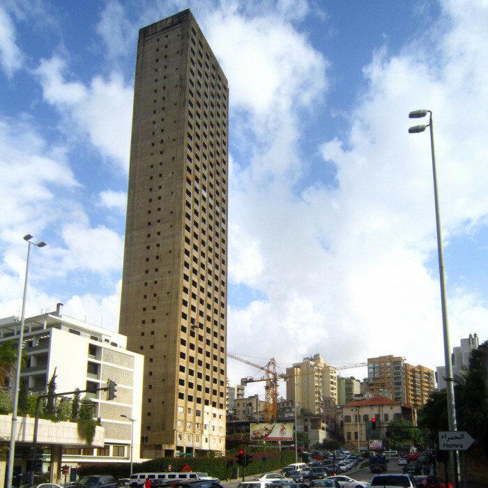 Истории опустевших небоскребов (фотографии)