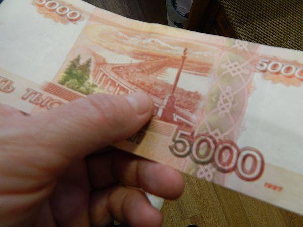 Единовременную выплату в5000 руб.  пожилые люди  получат доконца января
